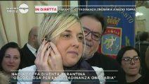 Taranto dà la cittadinanza onoraria per Nadia Toffa