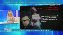 Domenica Live - La lettera dell'ex cognata di Paola Caruso