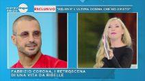 """Fabrizio Corona: """"Questo è il mio testamento"""""""