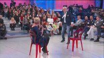 """Uomini e Donne, Gemma Galgani su Rocco Fredella: """"Non ti avvicinare mi fai paura"""""""