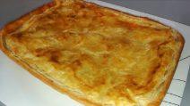 Parigina, la ricetta della pizza farcita e buonissima