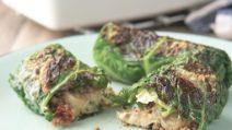 Involtini di verza al forno: la ricetta per un contorno gustoso!