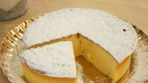 Cotton cheesecake con 3 ingredienti: soffice e pronta in pochi minuti