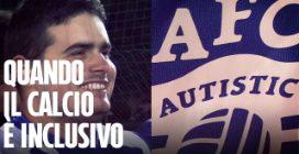 """Roma, la squadra di calcio che include i ragazzi con autismo: """"È questo il futuro dello sport"""""""