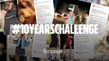 10 Years Challenge: cos'è, come è nata e quali sono le star e i calciatori che partecipano