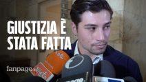"""Niccolò Bettarini, condannati gli aggressori: """"Fine di un periodo tremendo, giustizia è stata fatta"""""""