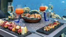 The 5.8: the largest underwater restaurant in the world