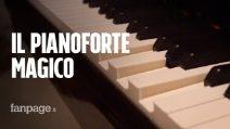 """Spirio: il pianoforte """"magico"""" che suona da solo le opere dei grandi autori della musica classica"""