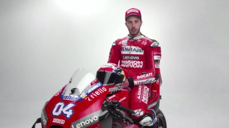 """MotoGP Ducati, Dovizioso: """"Nel 2019 più piloti in lotta per il mondiale"""""""