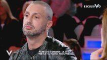 """Verissimo, Fabrizio Corona: """"Credo che Silvia Provvedi mi abbia tradito con Fedez"""""""