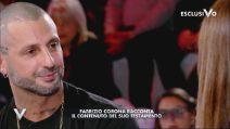 """Verissimo, il testamento di Fabrizio Corona: """"I soldi a Carlos, il cuore a Belén"""""""