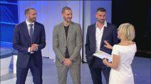 C'è Posta per Te, Chiellini, Bonucci e Barzagli ospiti del programma