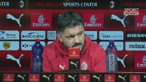 """Milan verso il Genoa, Gattuso: """"Higuain? Non sono deluso"""""""