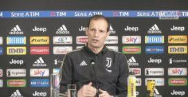 "Juventus, Allegri: ""Uccidere l'avversario quando sta per morire"""