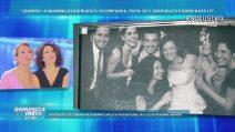 Barbara D'Urso ricorda l'infanzia con la sorella Eleonora
