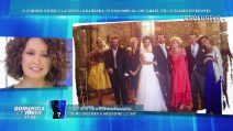 Il matrimonio di Eleonora d'Urso, la sorella di Barbara si commuove guardando il filmato