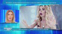 """Valeria Marini risponde a Rita Rusic: """"Ecco perché sono andato al compleanno di Cecchi Gori"""