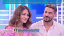 Rosa Perrotta e Pietro Tartaglione annunciano che saranno genitori a Domenica Live