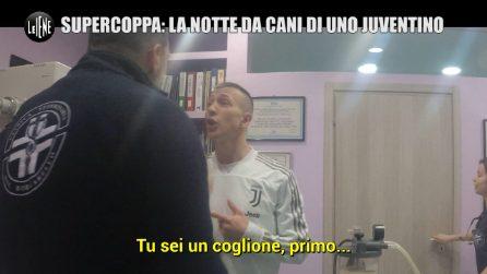 Bernardeschi vittima delle Iene, lo scherzo al calciatore mentre la Juve fa festa per la Supercoppa