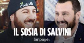Il sosia di Matteo Salvini fa il fruttivendolo e vive a Salerno