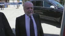Mercato Napoli, De Laurentiis a Parigi per Allan