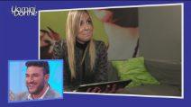 Uomini e Donne, Claudia Dionigi viene a conoscenza della scelta di Lorenzo