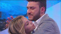 Uomini e Donne, Claudia Dionigi perdona Lorenzo Riccardi dopo la finta scelta