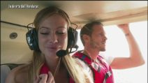 L'Isola dei Famosi 2019: Il lancio di Taylor Mega e Alvin dall'elicottero