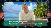 L'Isola dei Famosi 2019, la Gialappa's Band interroga i naufraghi