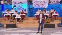 Amici 18, Maria De Filippi interviene sull'occupazione e fa una controproposta agli allievi