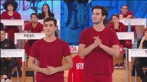 Amici 18, sfida a squadre: Miguel contro Samuel