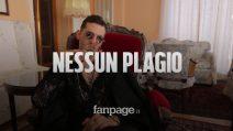 """Sanremo 2019, Achille Lauro e la sua """"Rolls Royce"""": """"Nessun plagio, cito Marilyn"""""""