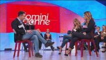 "Uomini e Donne, Riccardo Guarnieri chiede l'esclusiva a Roberta Di Padua: ""Vedi ancora Stefano?"""