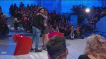 Uomini e Donne, Andrea Cerioli comunica a Federica di non essere la scelta