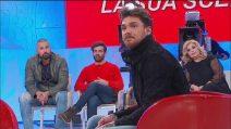 """Uomini e Donne, Gianni Sperti contro Andrea Cerioli: """"La tua scelta è di comodo"""""""