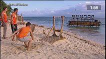 L'Isola dei Famosi, Alvin rimprovera i naufraghi