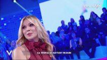 Verissimo, Matilde Brandi racconta la malattia della madre