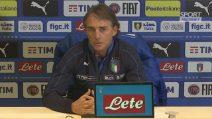 """Nazionale, Roberto Mancini: """"Zaniolo e Chiesa nel futuro di questa Italia"""""""