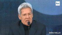 """Sanremo, Baglioni: """"Non sarà un Festival politico ma di canzoni"""""""