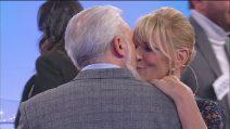 Uomini e Donne, pace fatta: scatta il bacio tra Gemma Galgani e Rocco Fredella