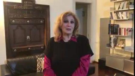 """Iva Zanicchi denuncia: """"Mi hanno rubato la Palma d'oro vinta a Sanremo"""""""