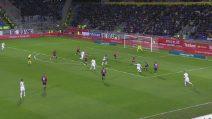 Serie A: Cagliari-Atalanta 0-1, gol e highlights