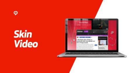 Skin Video Desktop per Pandora
