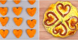 When nobody asks you on a date for Valentine's day: 3 recipes for a romantic dinner at home!