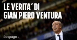 """Ventura: """"La Nazionale è una grossa ferita. Non ho tradito il Chievo"""""""