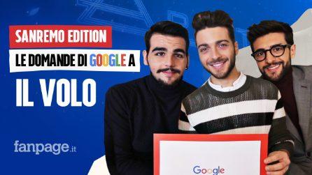 Il Volo, come si sono conosciuti, Sanremo: il trio risponde alle domande di Google