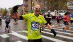 La storia di Leonardo Cenci che ha sfidato il cancro correndo la maratona di New York