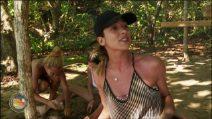 L'Isola dei Famosi 2019, la lite tra Soleil Sorgè e Luca Vismara