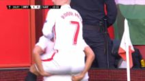 Europa League, Siviglia-Lazio 2-0: gol e highlights