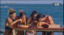 L'Isola dei Famosi 2019, la prova ricompensa della sesta puntata